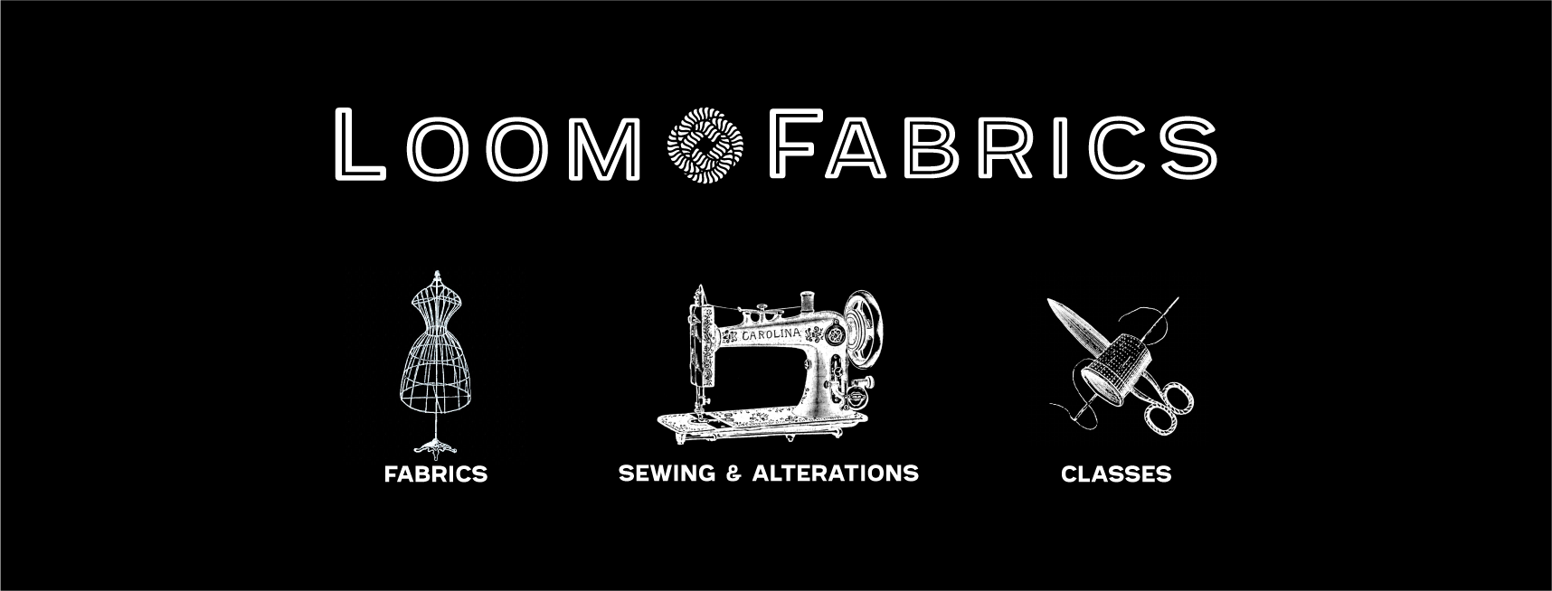 Loom fabrics Bowral - dressmaking fabrics, Sewing, alterations and classes