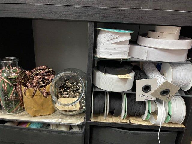 Loom Fabrics elastics