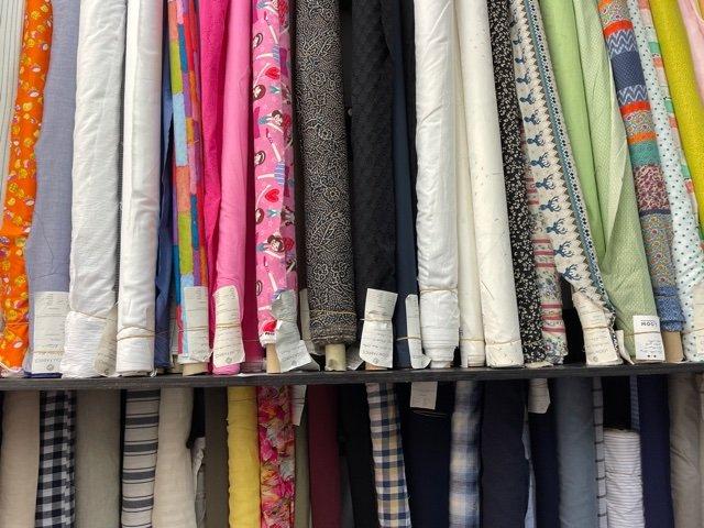 Loom Fabrics Cotton prints