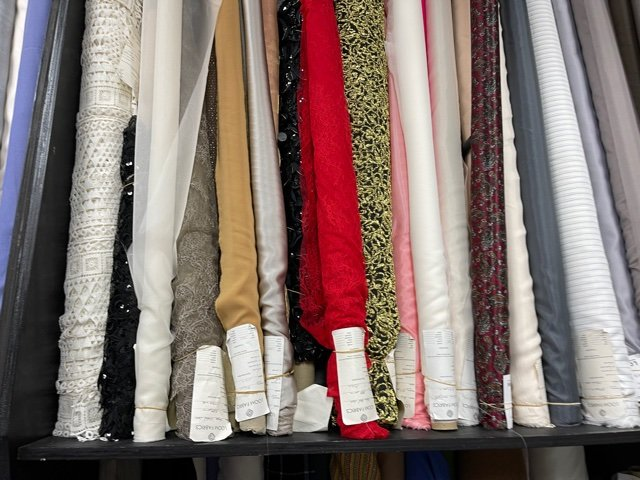 Loom Fabrics after 5 fancies