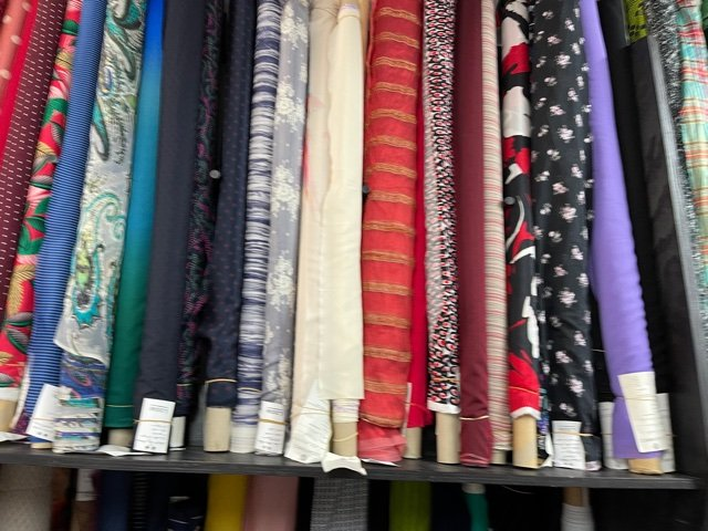 Loom fabrics silks for blouse or dress weights
